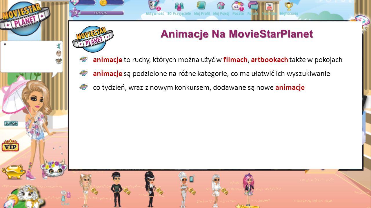 Artbooki Na MovieStarPlanet artbooki są sposobem na wyrażenie siebie, możemy do nich dodawać tekst, zdjęcia, filmy z youtube i wiele więcej rodzaje artbooków: obrazki, projekty, historyjki, informacje, castingi