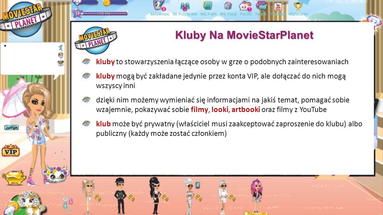 Chatroom Na MovieStarPlanet na chatroomach można: rozmawiać z innymi, poznać nowych ludzi, pokazywać swoje animacje, grać w gry, zdobywać StarCoins, używać Diamond Ride, oglądać filmy z YouTube