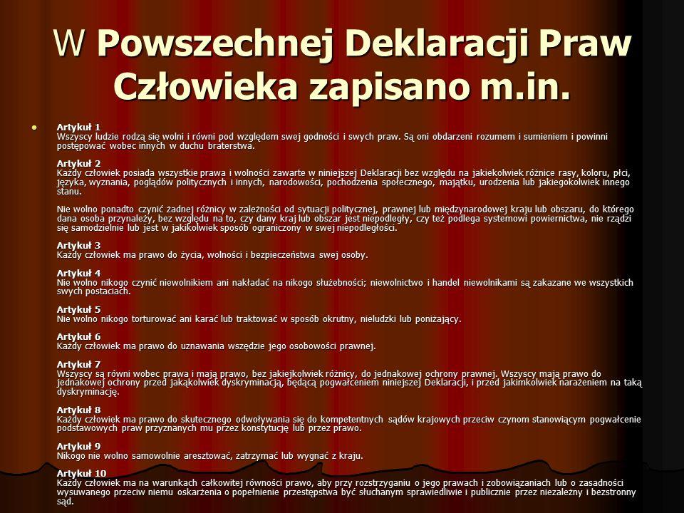 Dzień Praw Człowieka na Uniwersytecie Gdańskim Udział w gdańskich obchodach zapowiedzieli przedstawiciele takich organizacji, jak: Helsińska Fundacja Praw Człowieka, Polska Akcja Humanitarna, Polska Liga Obrony Praw Człowieka, Fundacja Przeciwko Handlowi Kobietami La Strada oraz Rzecznik Praw Obywatelskich.