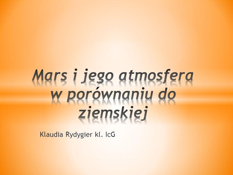 Klaudia Rydygier kl. IcG