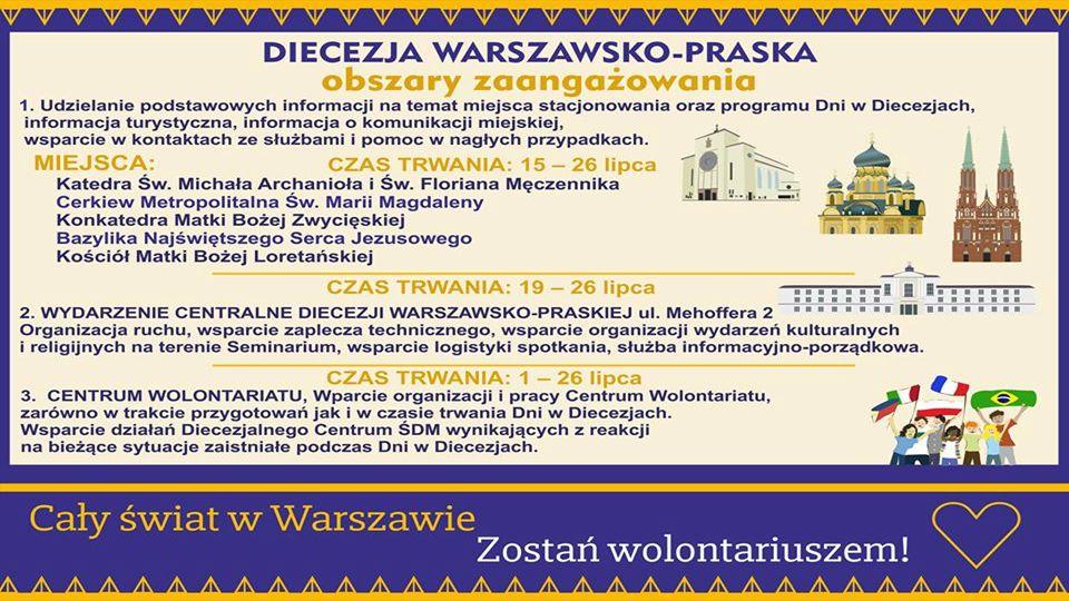 Wolontariat w Diecezji Warszawsko-Praskiej 5