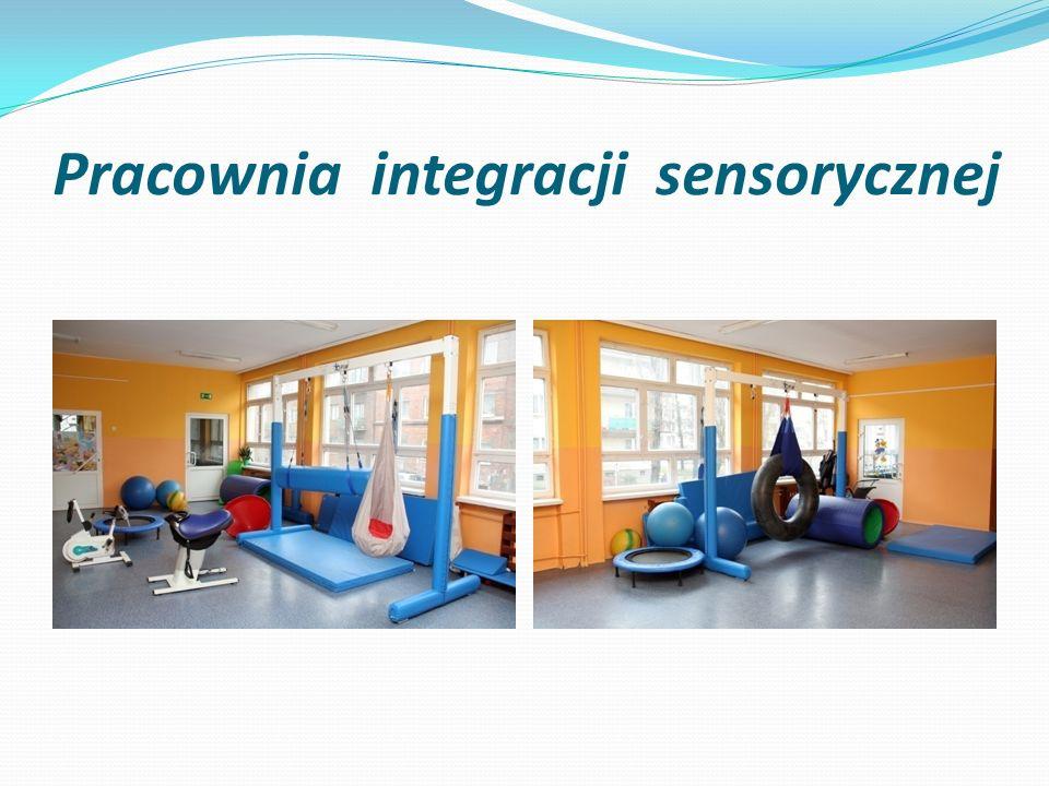 Pracownia integracji sensorycznej