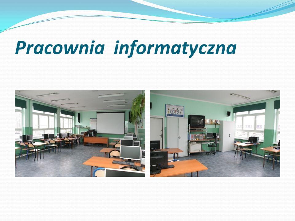 Pracownia informatyczna