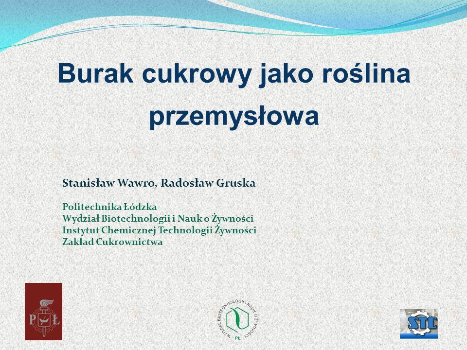 WNIOSKI 3.Wydaje się celowe szybkie działanie na rzecz utworzenia w Polsce i Europie środowiska lobbującego na rzecz uprawy buraków cukrowych, a przez to: utrzymanie produkcji cukru i buraków w Europie, zapewnienie surowca do wytwarzania bioetanolu zastępującego paliwa klasyczne, a tym samym tworzenie niezależności energetycznej, zahamowanie wzrastającego udziału zbóż w strukturze zasiewów niekorzystnego z punktu widzenia środowiska, co będzie miało pozytywny wpływ na glebę i poprawę gospodarki płodozmianowej.