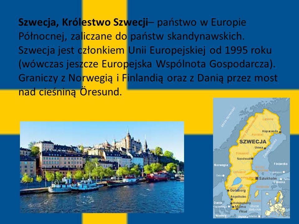 Dania, Królestwo Danii – najmniejsze z państw nordyckich.