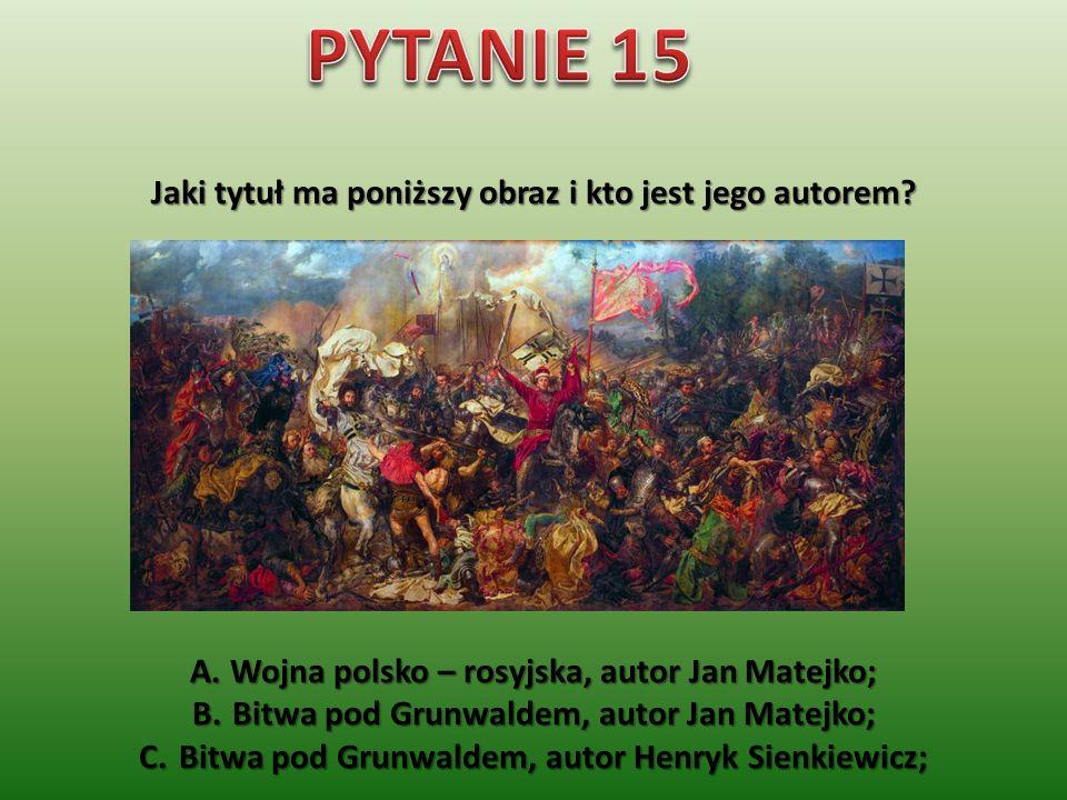 Który król Polski widnieje na ilustracji.