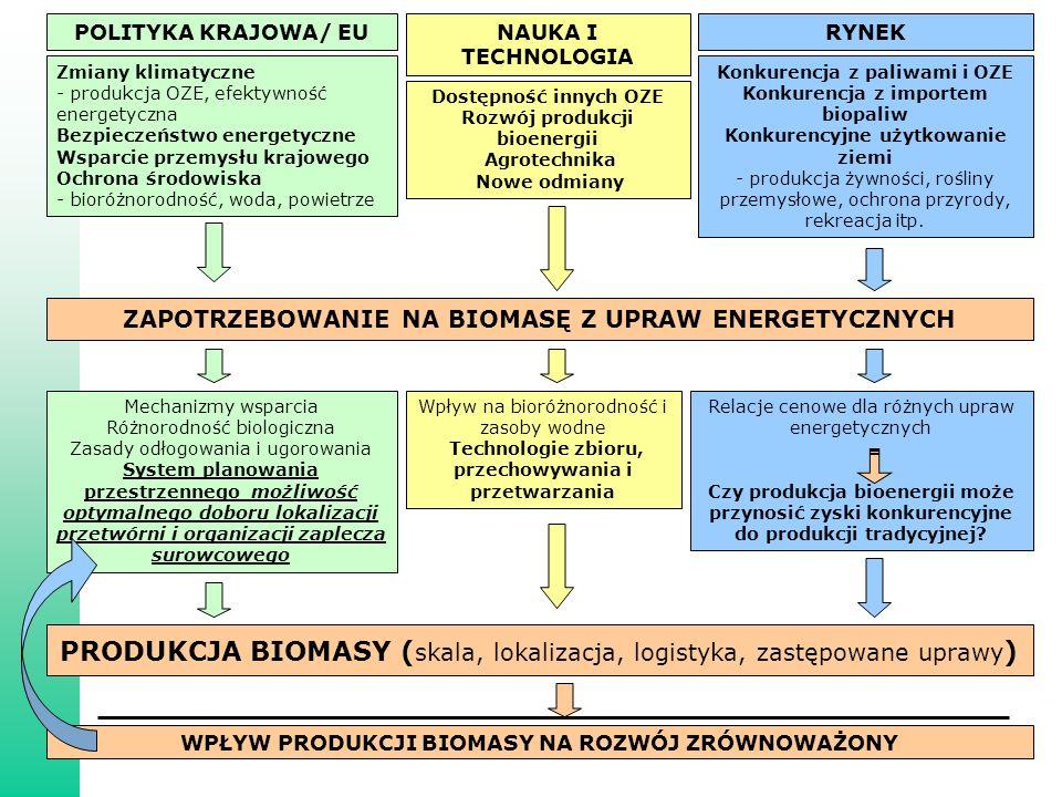 Zakopane, 17 maja 2006 r.3 Cele rozwoju produkcji biopaliw 1.