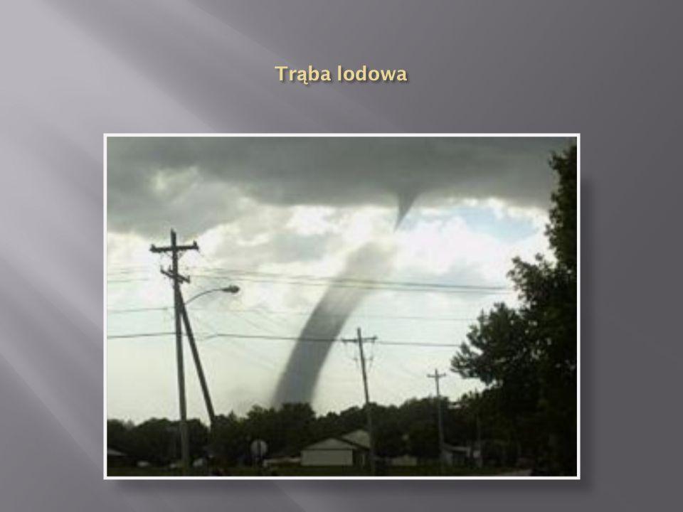  Tornado z wieloma wirami.