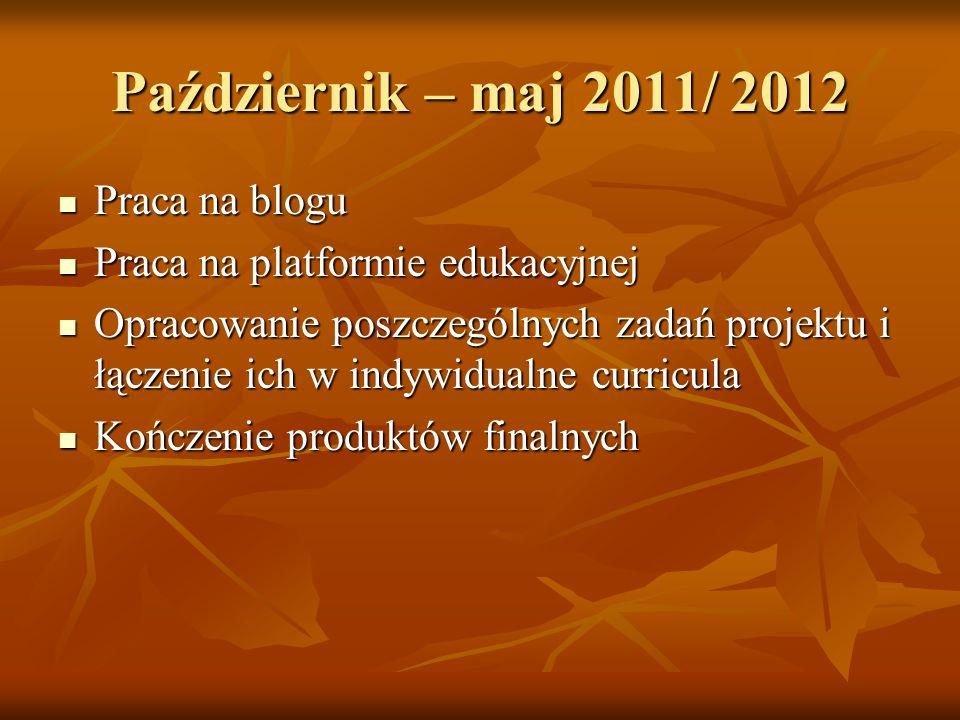 Wizyta studyjna w Rumunii 3-7 maja 2012 roku Powitanie gości Powitanie gości Zwiedzanie szkoły Zwiedzanie szkoły Oficjalne zamknięcie projektu Oficjalne zamknięcie projektu Prezentacja i dystrybucja produktów końcowych Prezentacja i dystrybucja produktów końcowych Ocena projektu Ocena projektu Przyjęcie pożegnalne Przyjęcie pożegnalne