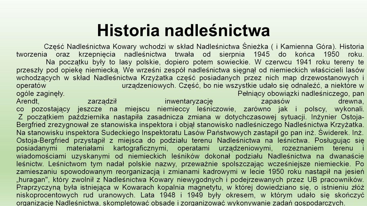 Położenie Nadleśnictwo Śnieżka jest położone w południowo-zachodniej części Polski.