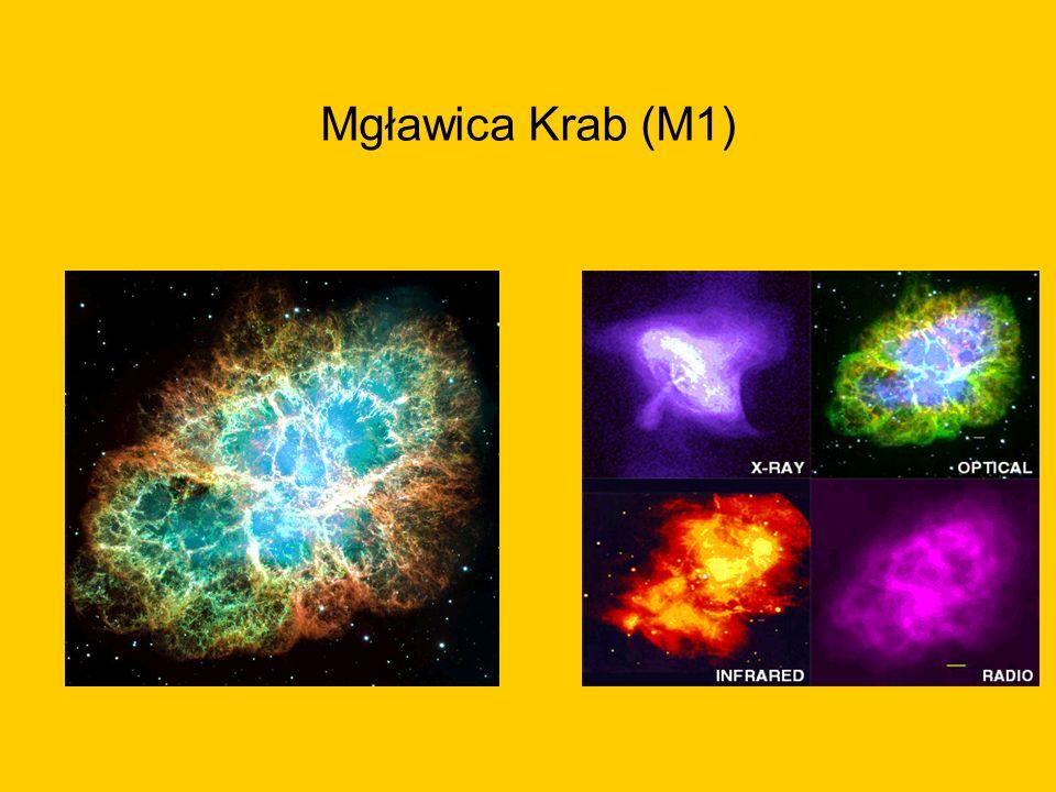 Mgławica Krab (M1)
