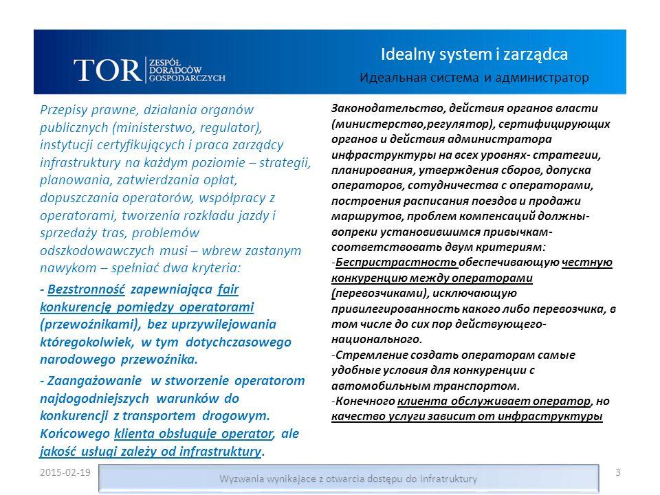 3 Idealny system i zarządca Идеальная система и администратор Przepisy prawne, działania organów publicznych (ministerstwo, regulator), instytucji cer