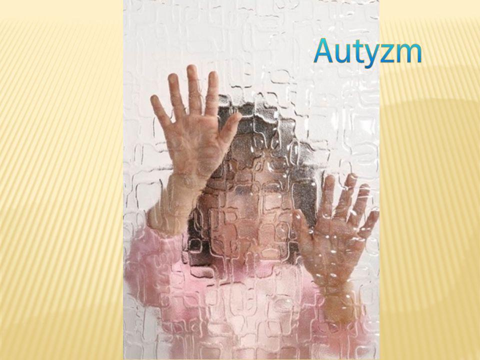 """Osoby z autyzmem są smutneCzęsto są to ludzie """"wiecznie uśmiechnięci i radośni, okazujący w ten sposób przynależność do świata społecznego."""