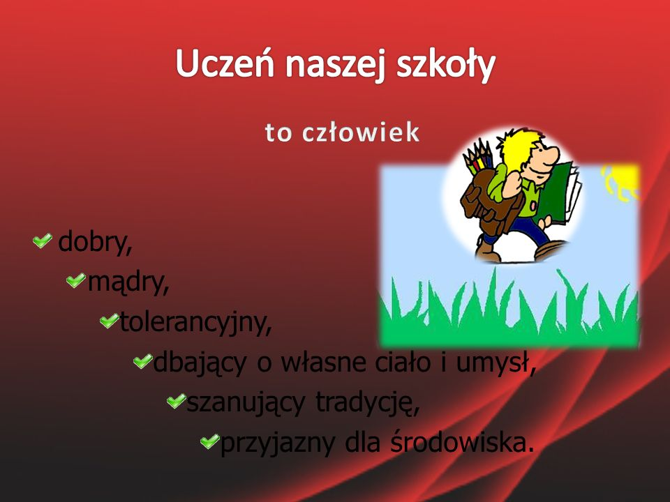 Dzień Patrona Jana Nowaka – Jeziorańskiego, połączony z Polską Prezydencją w Unii Europejskiej; Tydzień Świadomości Dysleksji; Dni Kolorów – bezpieczeństwo w szkole; Dzień Dziecka.