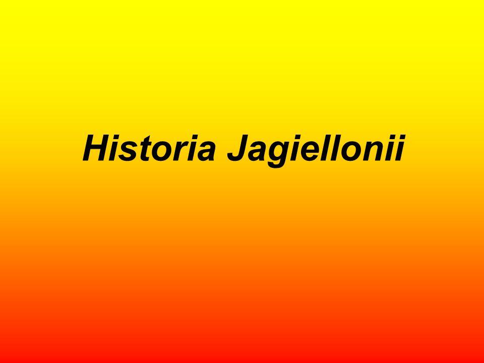Historia Jagiellonii