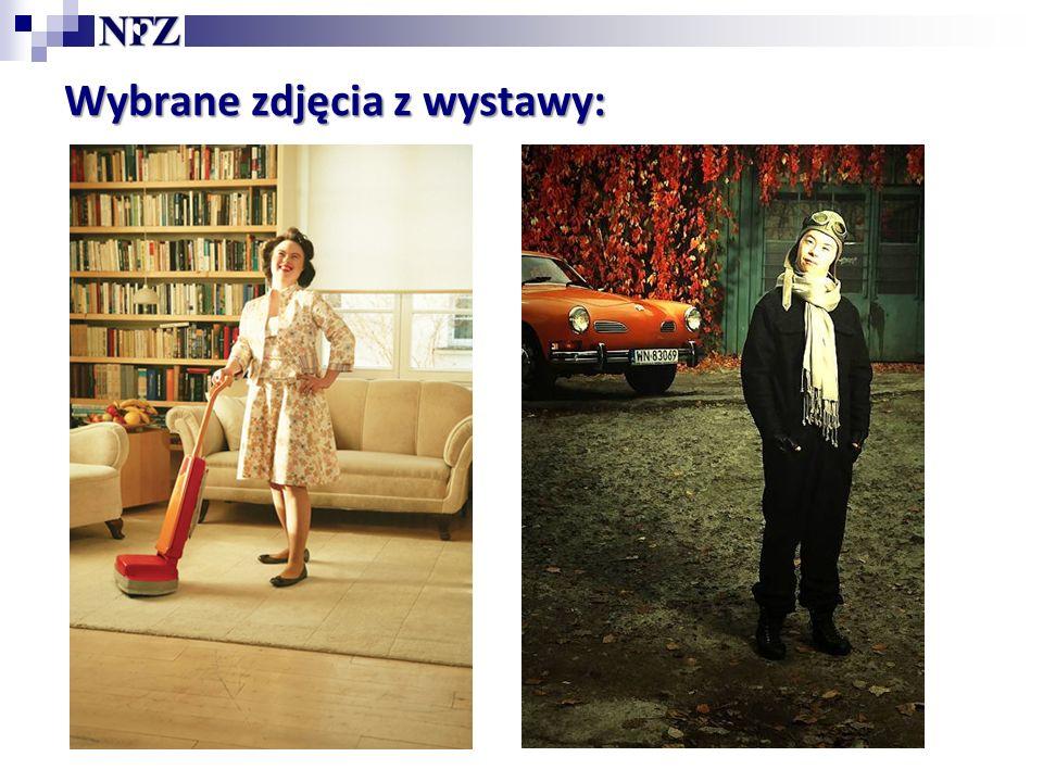Wybrane zdjęcia z wystawy: