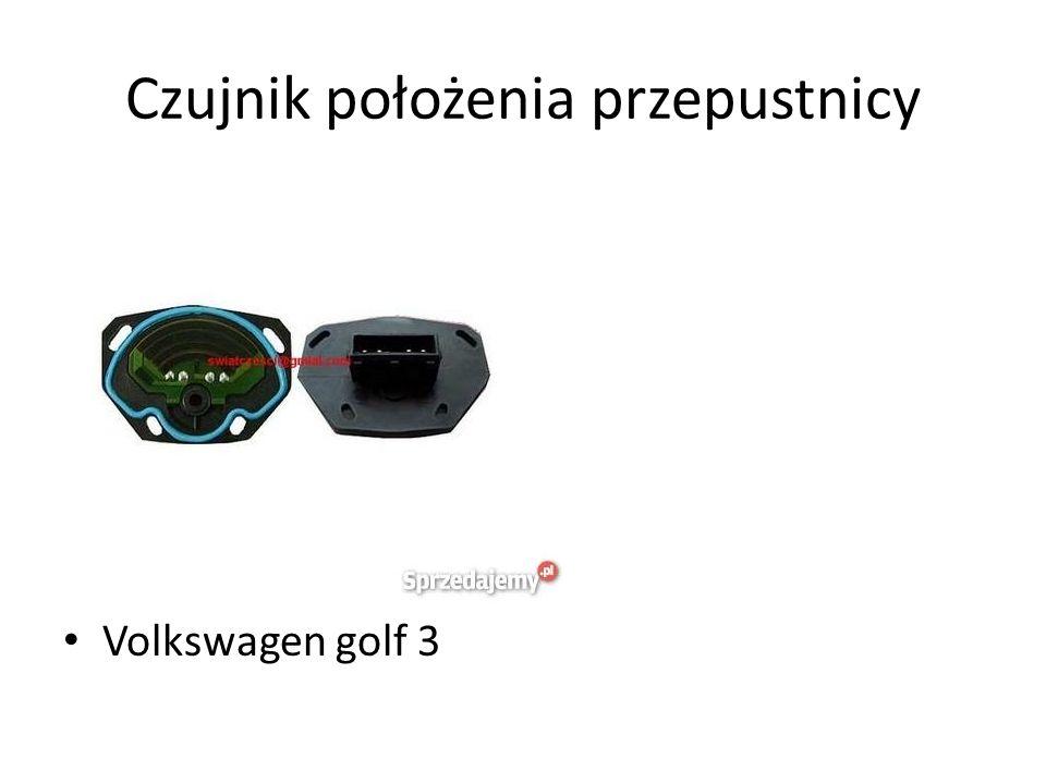 Czujnik położenia przepustnicy Volkswagen golf 3