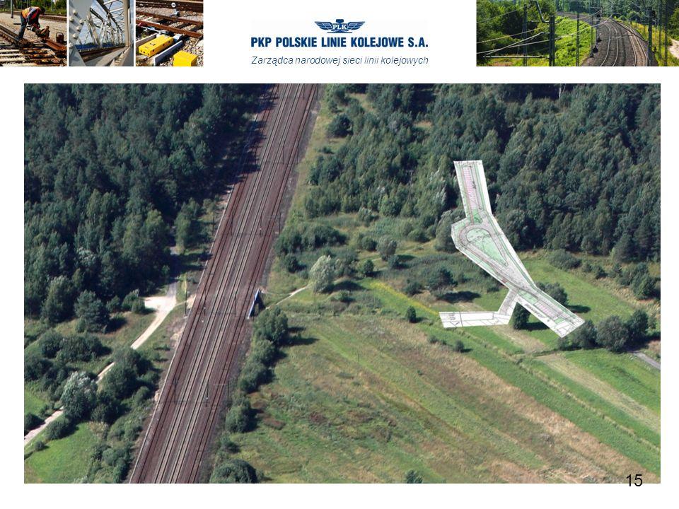 Zarządca narodowej sieci linii kolejowych 15