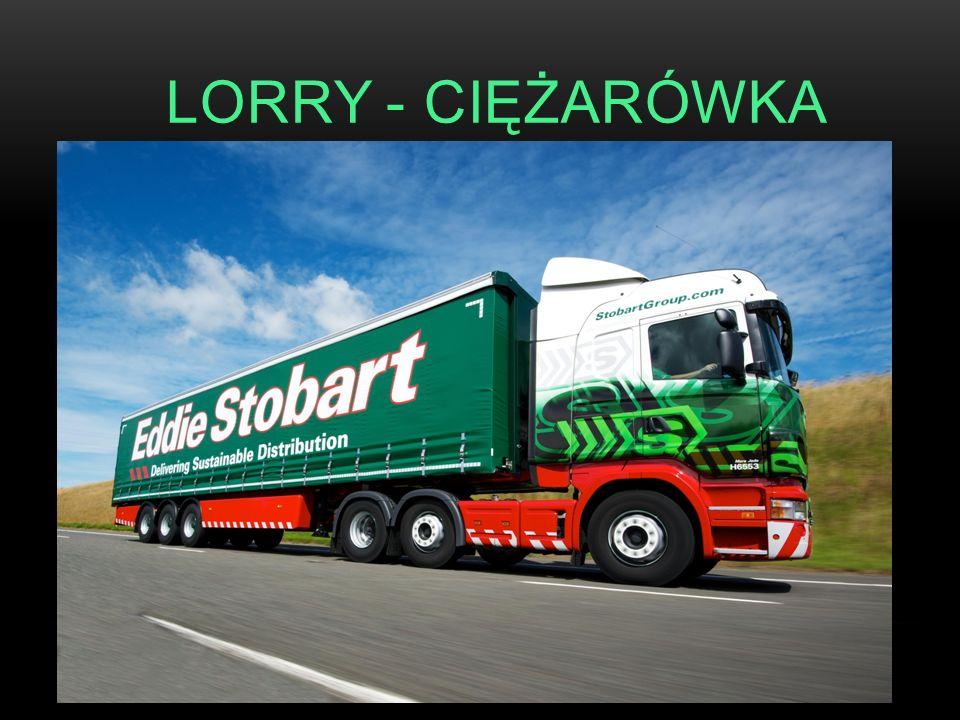 LORRY - CIĘŻARÓWKA