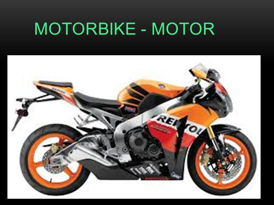 MOTORBIKE - MOTOR