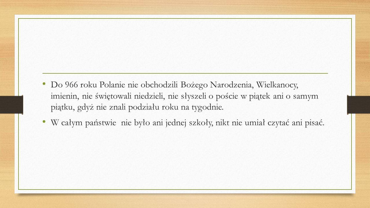 Chrzest księcia Polan, Mieszka I, był jednym z przełomowych wydarzeń w historii Polski, Polaków i Kościoła.