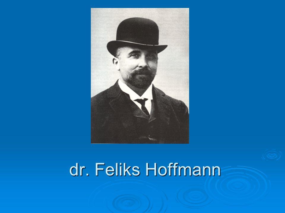 dr. Feliks Hoffmann dr. Feliks Hoffmann