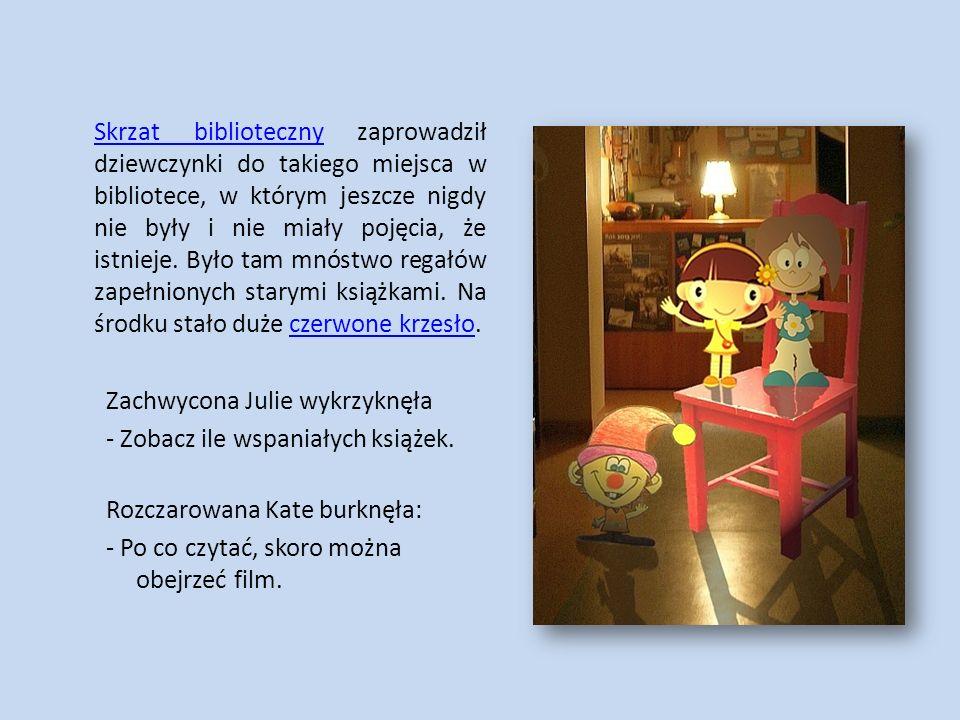 Autor czyta pierwszy rozdział książki http://www.pearsonschoolsandfecolleges.co.uk/demos/Literacy_Evolve_April2010/Reading/video1.html