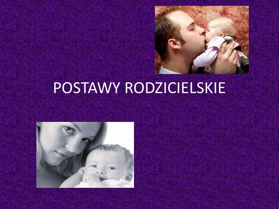 POSTAWY RODZICIELSKIE