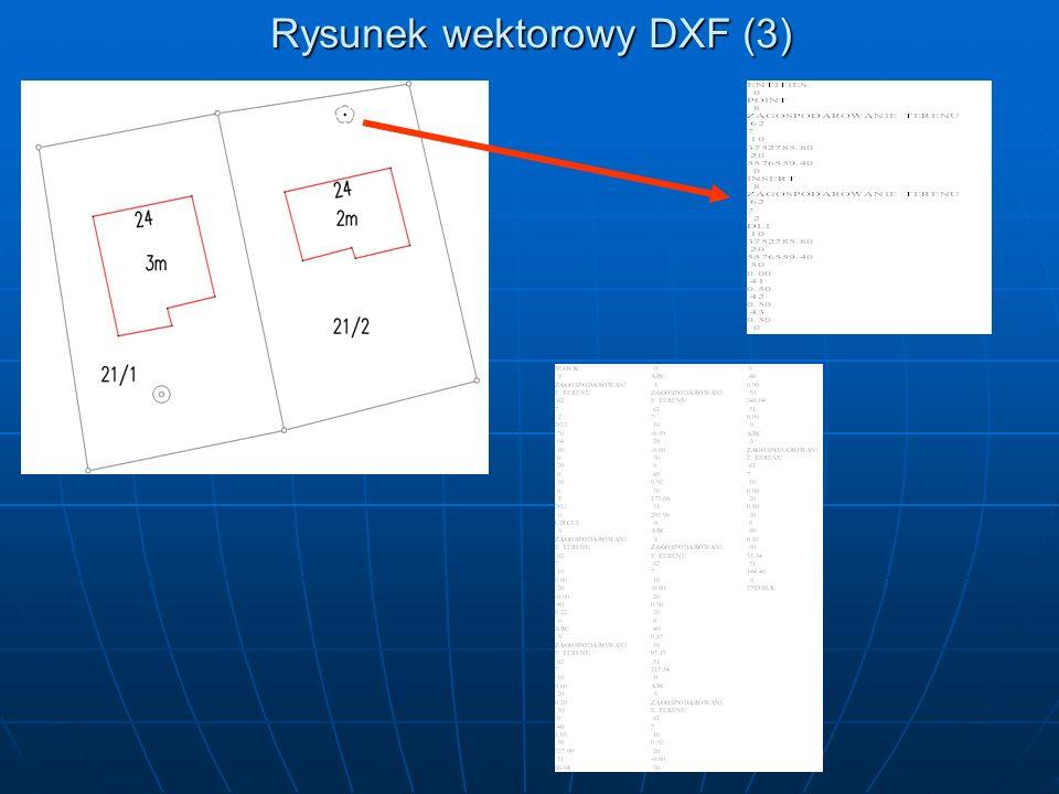Rysunek wektorowy DXF (3)