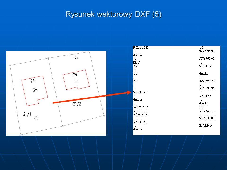 Rysunek wektorowy DXF (5)
