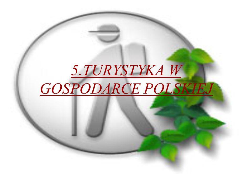 5.TURYSTYKA W GOSPODARCE POLSKIEJ