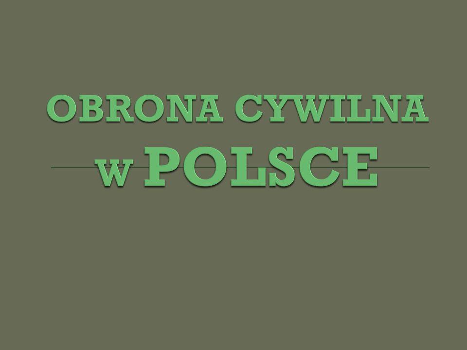  Ustawa nr 137 z 21 listopada 1967 roku o powszechnym obowi ą zku obrony Rzeczpospolitej Polskiej  Konstytucja Rzeczpospolitej Polskiej  Ustawa z 26 kwietnia 2007 o zarz ą dzaniu kryzysowym.