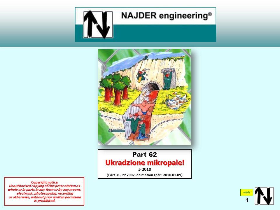 Part 62 Ukradzione mikropale.