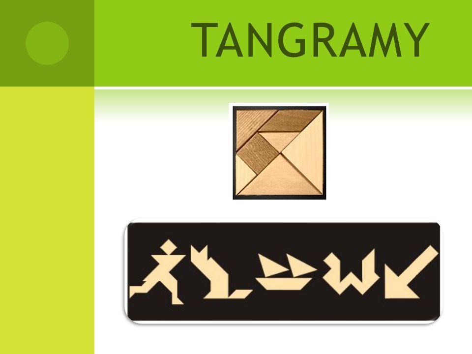 J AJKO KOLUMBA - ŁAMIGŁÓWKA Jajko Kolumba to układanka, uważana za wariant tangramu.