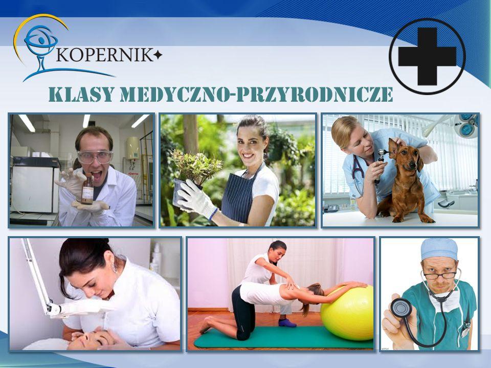 Klasy medyczno-przyrodnicze