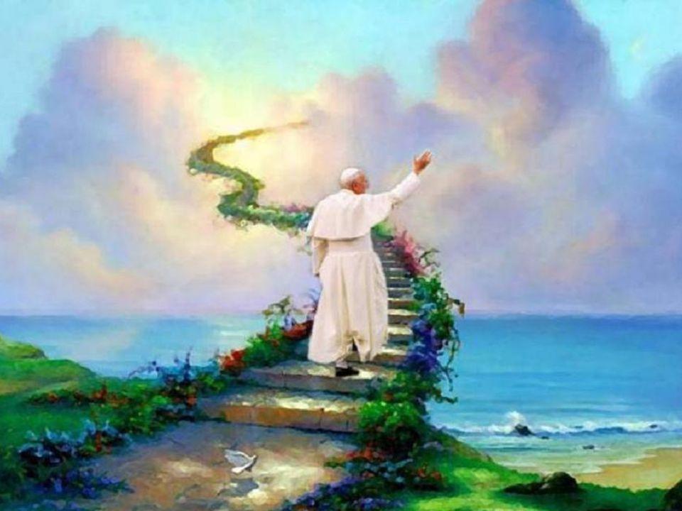 Jak w miesiącu październiku nie wspomnieć w prezentacji o naszym patronie św. Janie Pawle II