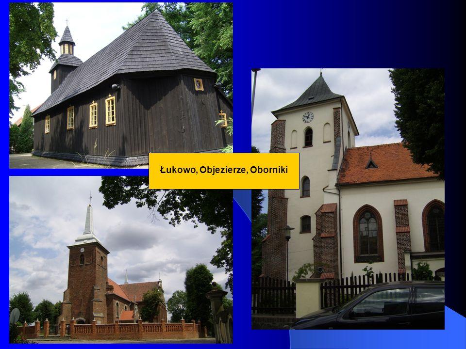 Łukowo, Objezierze, Oborniki