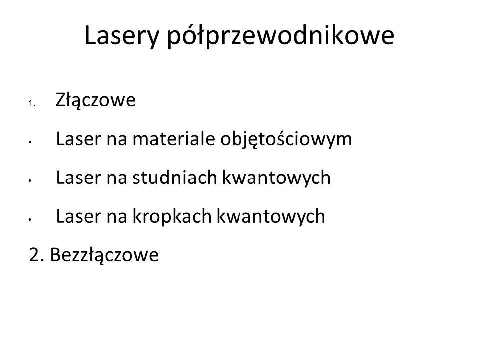 Lasery półprzewodnikowe 1.