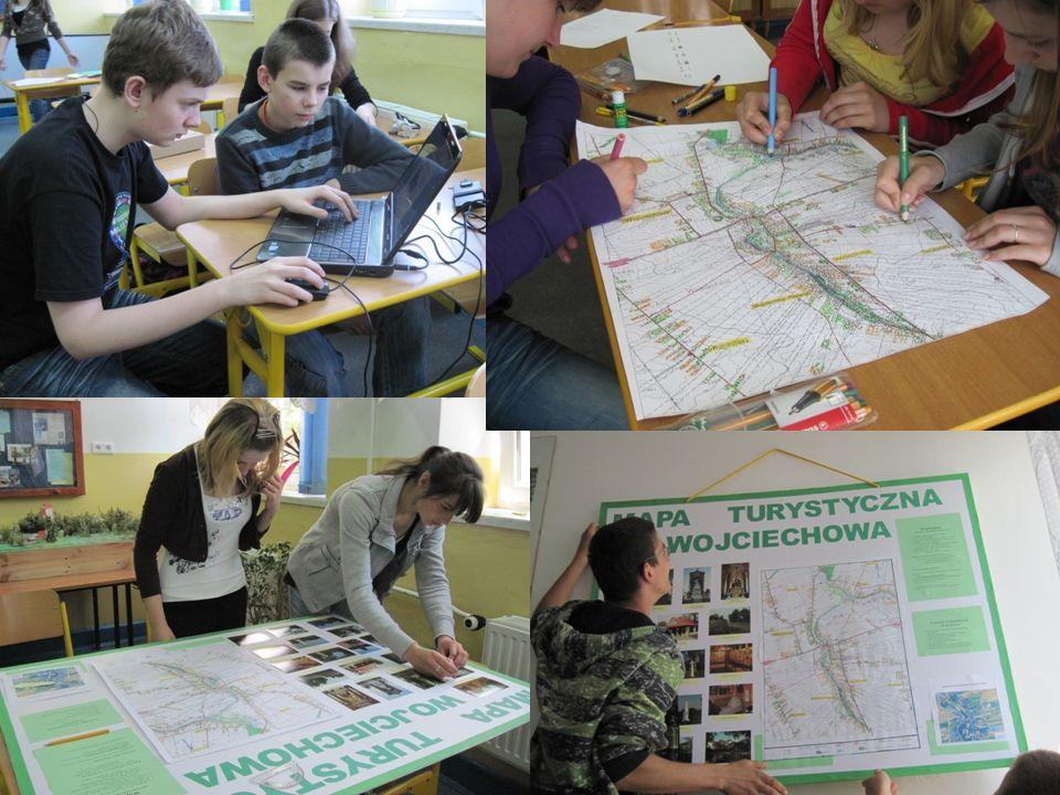 Szkolny projekt edukacyjny realizowany w Gimnazjum w Wojciechowie został wyróżniony przez organizatorów projektu Szkoła z klasą 2.0.