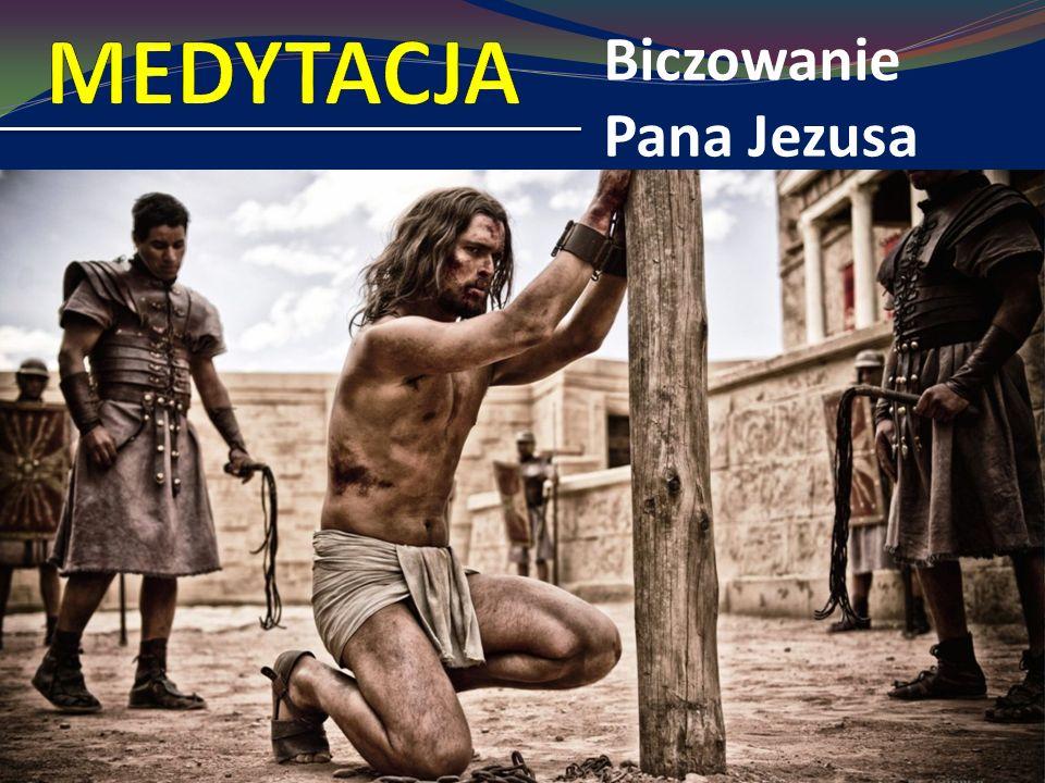 Biczowanie Pana Jezusa