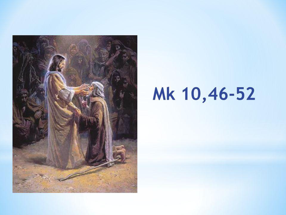 Mk 10,46-52