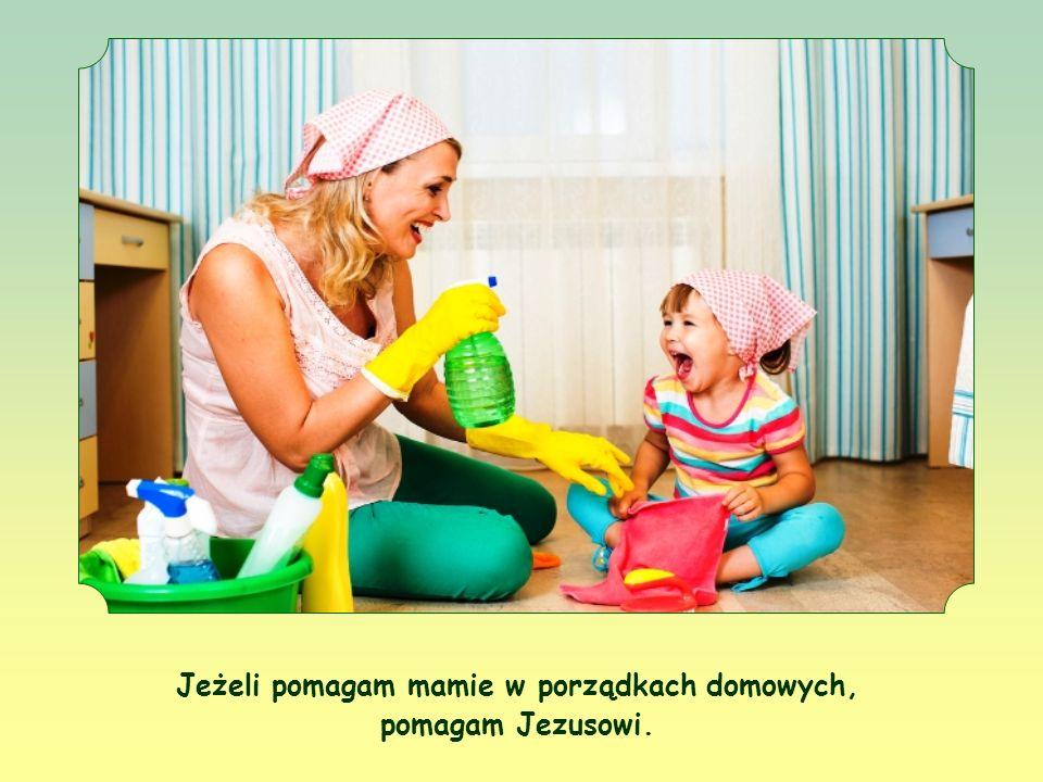 Jeśli pomagam w nauce języka dziecku imigrantów, to uczę samego Jezusa.