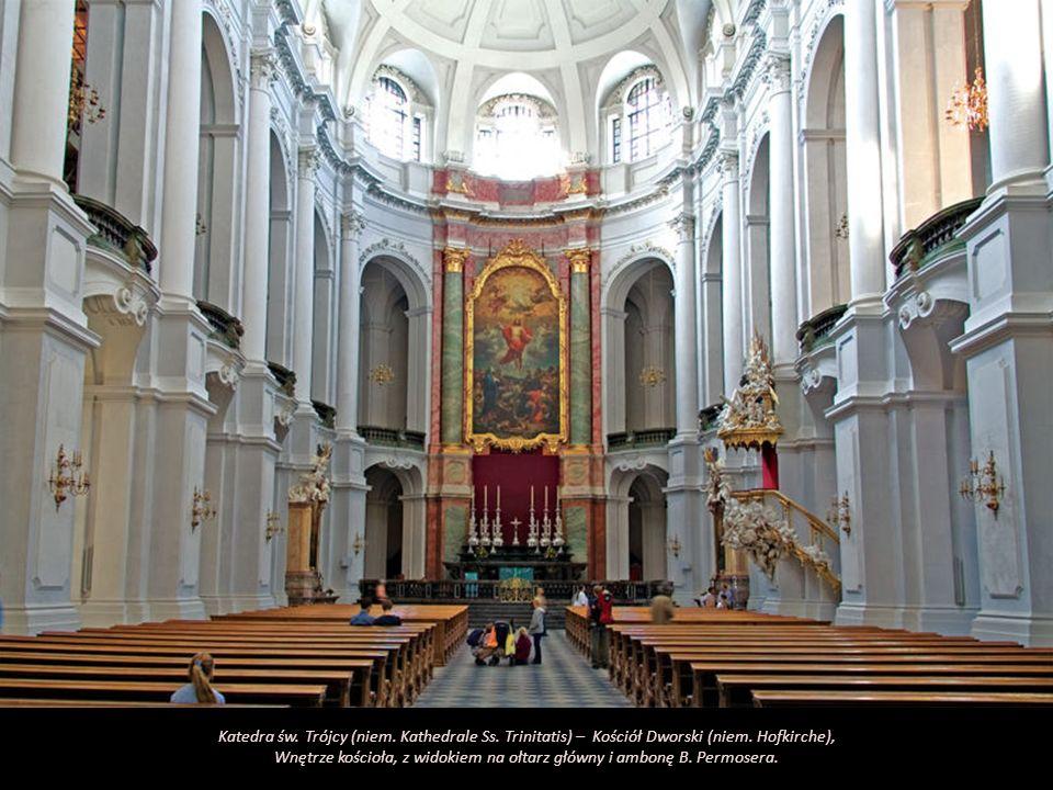 Katedra św.Trójcy (niem. Kathedrale Ss.