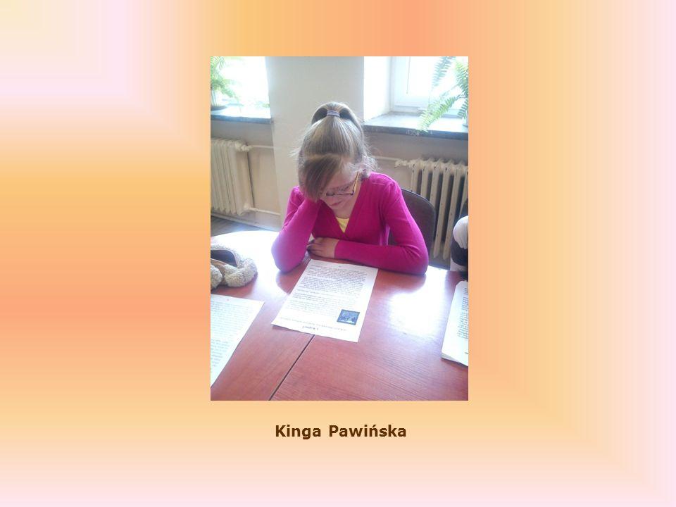 Kinga Pawińska