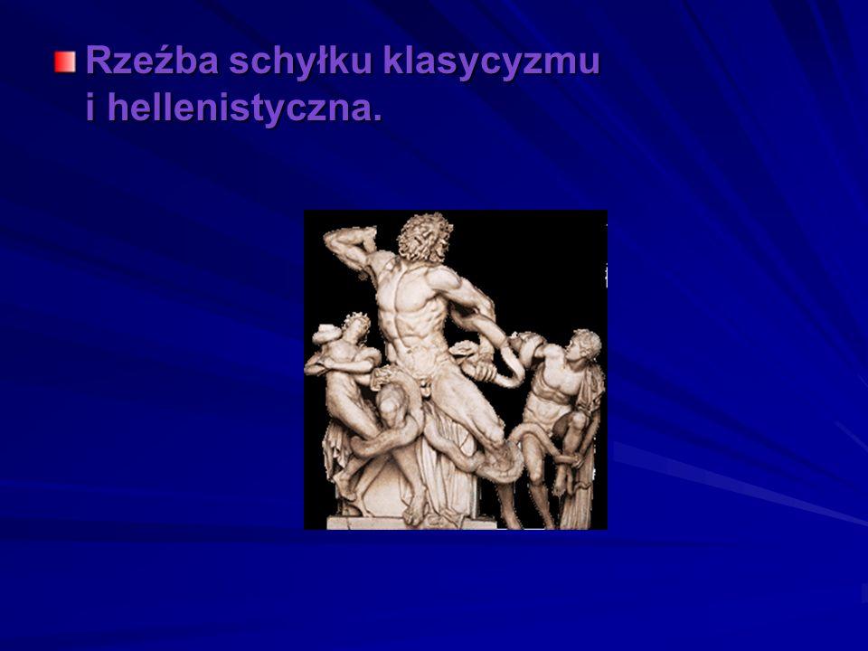 Rzeźba archaiczna.