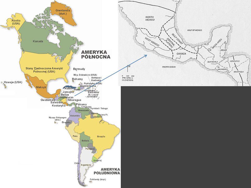 Źródła do poznania kultur Mezoameryki