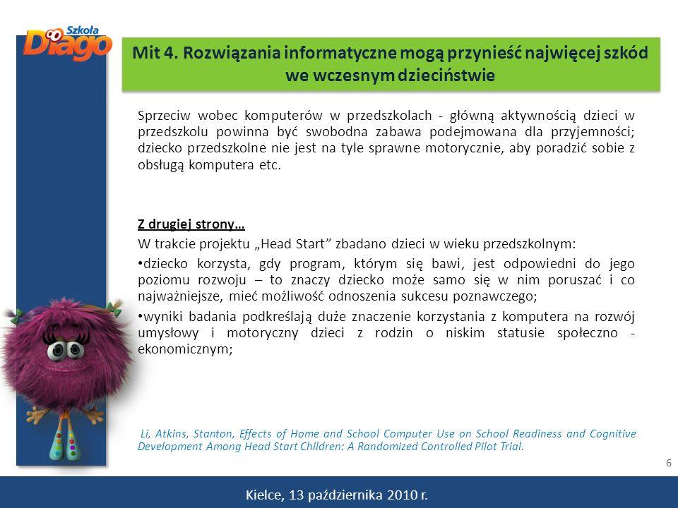 7 EDUKACJA POLSKA S.A.www.diago.edu.pl Mit 5.