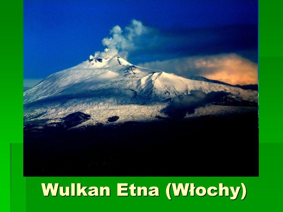 Wulkan Etna (Włochy)