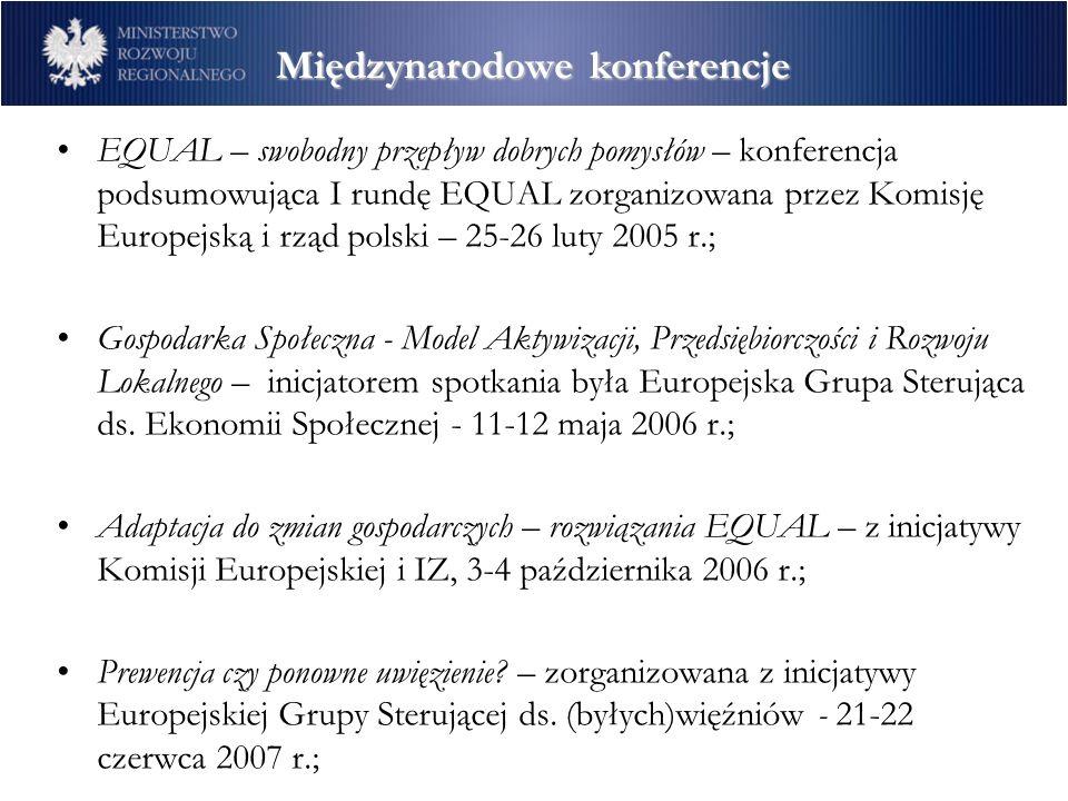 Współraca Ponadnardowa PRR Partnerstwa na Rzecz Rozwoju w Polsce zawarły w sumie 154 Umowy o Partnerstwie Ponadnarodowym – (średnio 1,5 na 1 PRR); Partnerstwa Ponadnarodowe z udziałem polskich PRR miały średnio 4,1 partnerów; Polskie partnerstwa uczestniczą również w Europejskich Sieciach Tematycznych (np.