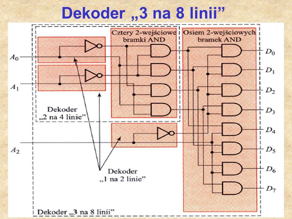 "18 Dekoder ""3 na 8 linii"""